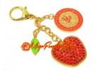 Peace and Harmony Amulet Keychain
