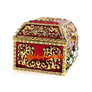 Red Treasure Chest for Windfall Luck