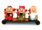 Set of Adorable Fuk Luk Sau Statues