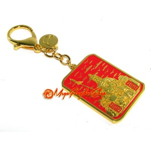 Tai Sui Amulet Keychain for 2017