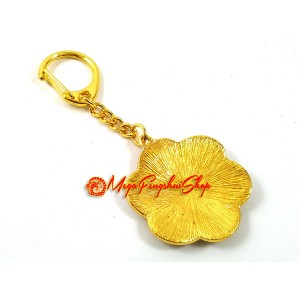 Tam Syllable Feng Shui Keychain