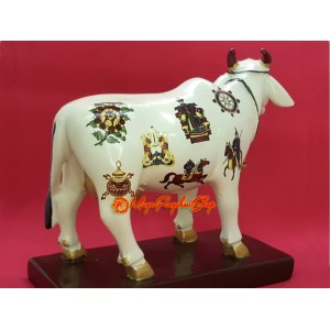The Sacred Cow Kamadhenu