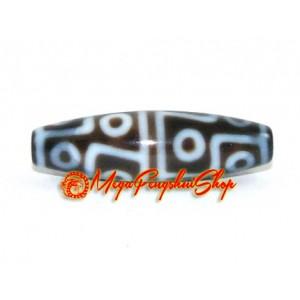 Tibetan Dzi Bead (12 Eyes)