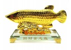 Wealth Inviting Feng Shui Golden Arowana