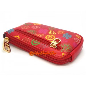 Wealth Wallet (Red)