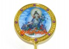 White Tara Mirror for Pacifying Illness and Anger