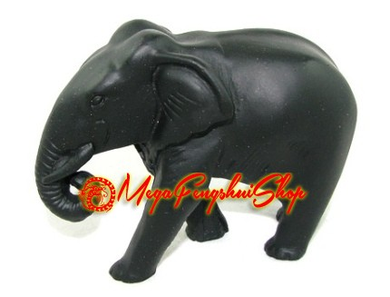 feng shui elephant with trunk down. Black Bedroom Furniture Sets. Home Design Ideas