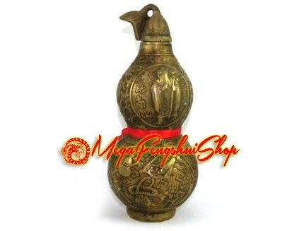 Feng Shui Wu Lou With 8 Immortals And Magical Instruments