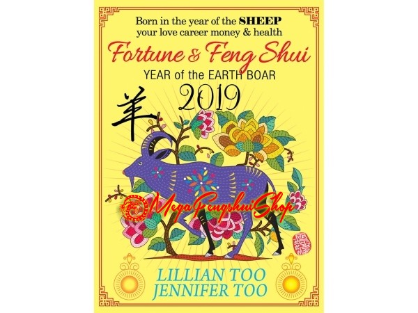 Monthly Horoscope & Feng Shui Forecast 2019 for Sheep