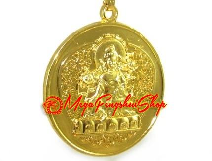Tara pendant necklace green tara pendant necklace mozeypictures Gallery