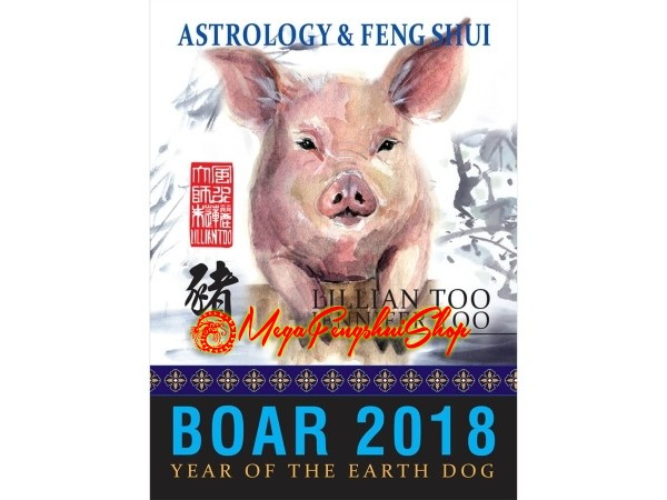 Monthly Horoscope & Feng Shui Forecast 2018 for Pig