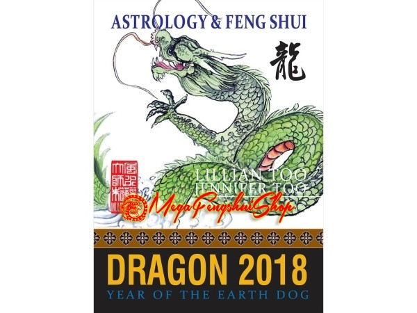 Monthly Horoscope & Feng Shui Forecast 2018 for Dragon