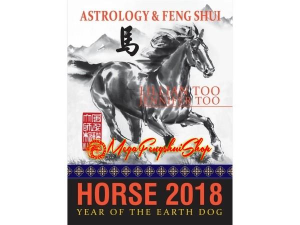 Monthly Horoscope & Feng Shui Forecast 2018 for Horse