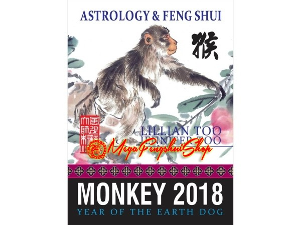 Monthly Horoscope & Feng Shui Forecast 2018 for Monkey