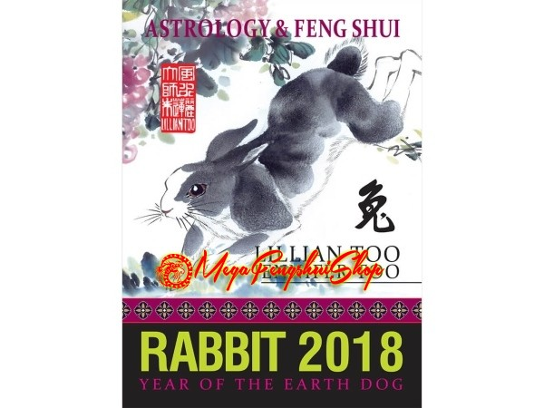 Monthly Horoscope & Feng Shui Forecast 2018 for Rabbit