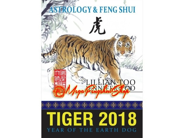 Monthly Horoscope & Feng Shui Forecast 2018 for Tiger