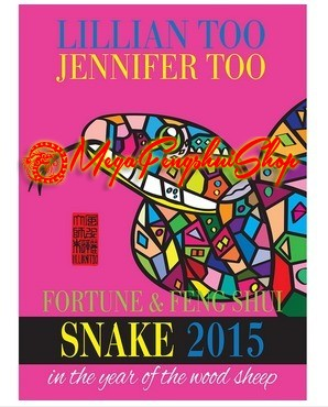 Lillian Too Fortune And Feng Shui 2015 Snake