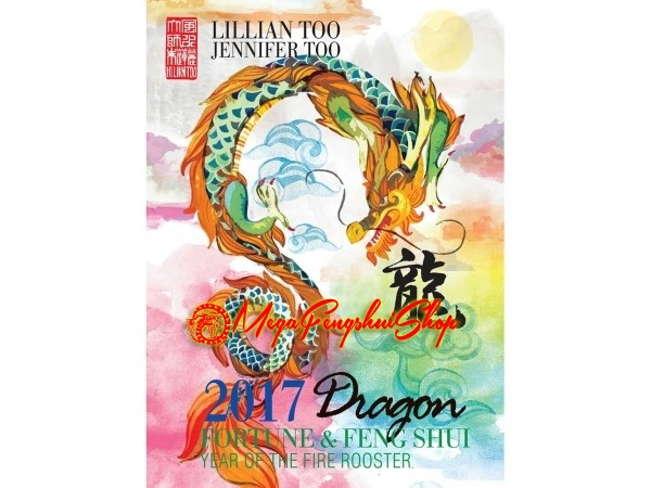 Monthly Horoscope Feng Shui Forecast 2017 for Dragon
