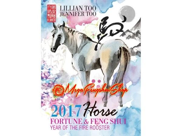 Monthly Horoscope Feng Shui Forecast 2017 for Horse