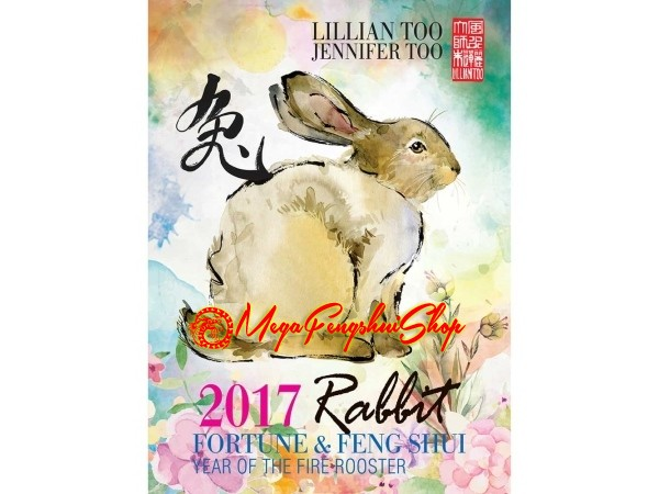 Lillian too fortune and feng shui 2017 rabbit for Lillian too feng shui