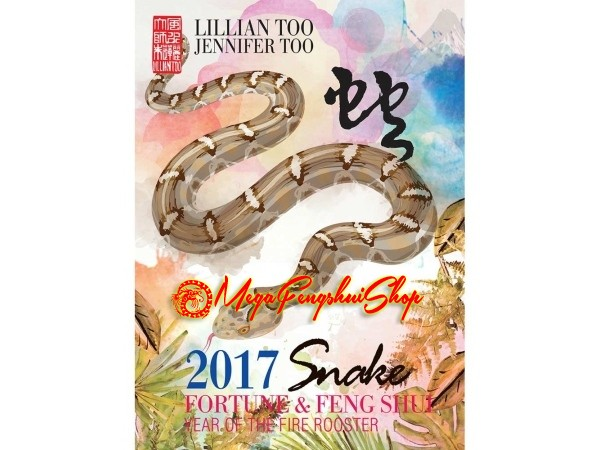 Monthly Horoscope Feng Shui Forecast 2017 for Snake