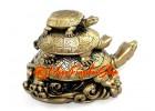 3-tier Tortoise Figurine