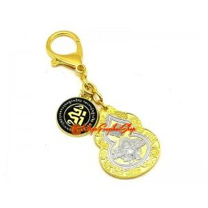 Anti Illness Amulet Feng Shui Keychain