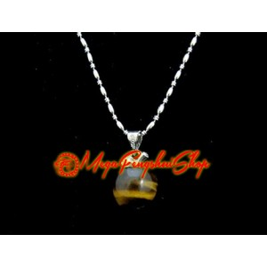 Apple Assorted Crystal Pendant with Necklace