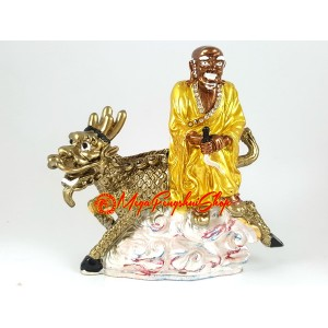 Bejeweled Luo Han on Chi Lin
