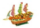Bejeweled Wish-Fulfilling Wealth Ship