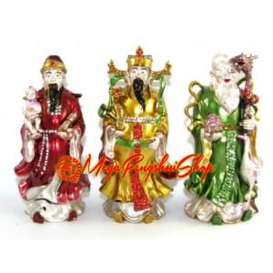 Bejeweled Wish Granting Fuk Luk Sau