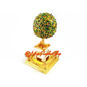 Bejeweled Wish-Granting Tree