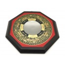 Chinese Convex Bagua Mirror Luopan Style