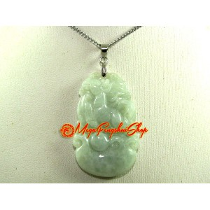 Chinese Zodiac Animal Pendant - Jade