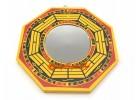 Concave Octagonal Bagua Mirror
