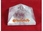 Crystal Pyramid - Clear Quartz (L)
