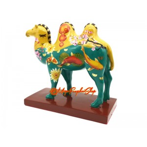 Double Humped Camel for Big Profit & Success (Yellow)