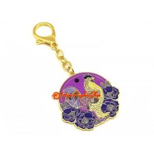 Enhancing Relationships Amulet Feng Shui Keychain