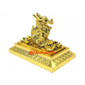 Feng Shui Dragon Horse Stamp for Power and Authority
