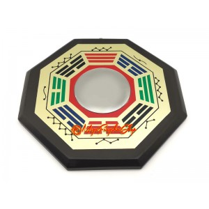 Feng Shui Protective Concave Bagua Mirror