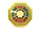 Feng Shui Temple Lion Protection Bagua (S)