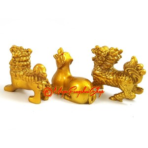 Feng Shui Three Divine Guardians
