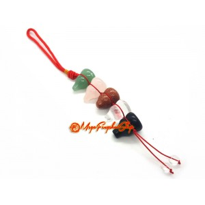 Five Element Feng Shui Wulou Health Amulet