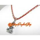 Five Element Pagoda Feng Shui Pendant Necklace