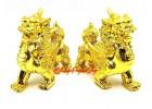 Golden Pair of Feng Shui Pi Yao