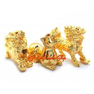 Golden Three Divine Guardians