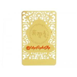 Guardian Bodhisattva for Rat Gold Card (Avalokiteshvara)