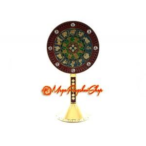 Hooking Abundance Feng Shui Mirror