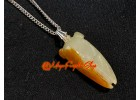 Jade Cicada Pendant Necklace