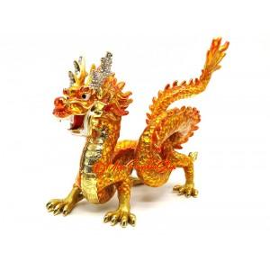 Magic Golden Earth Dragon